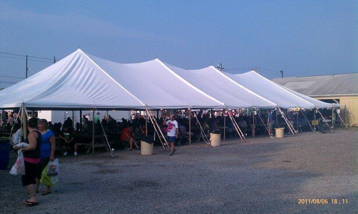 Main Event Tents image 1