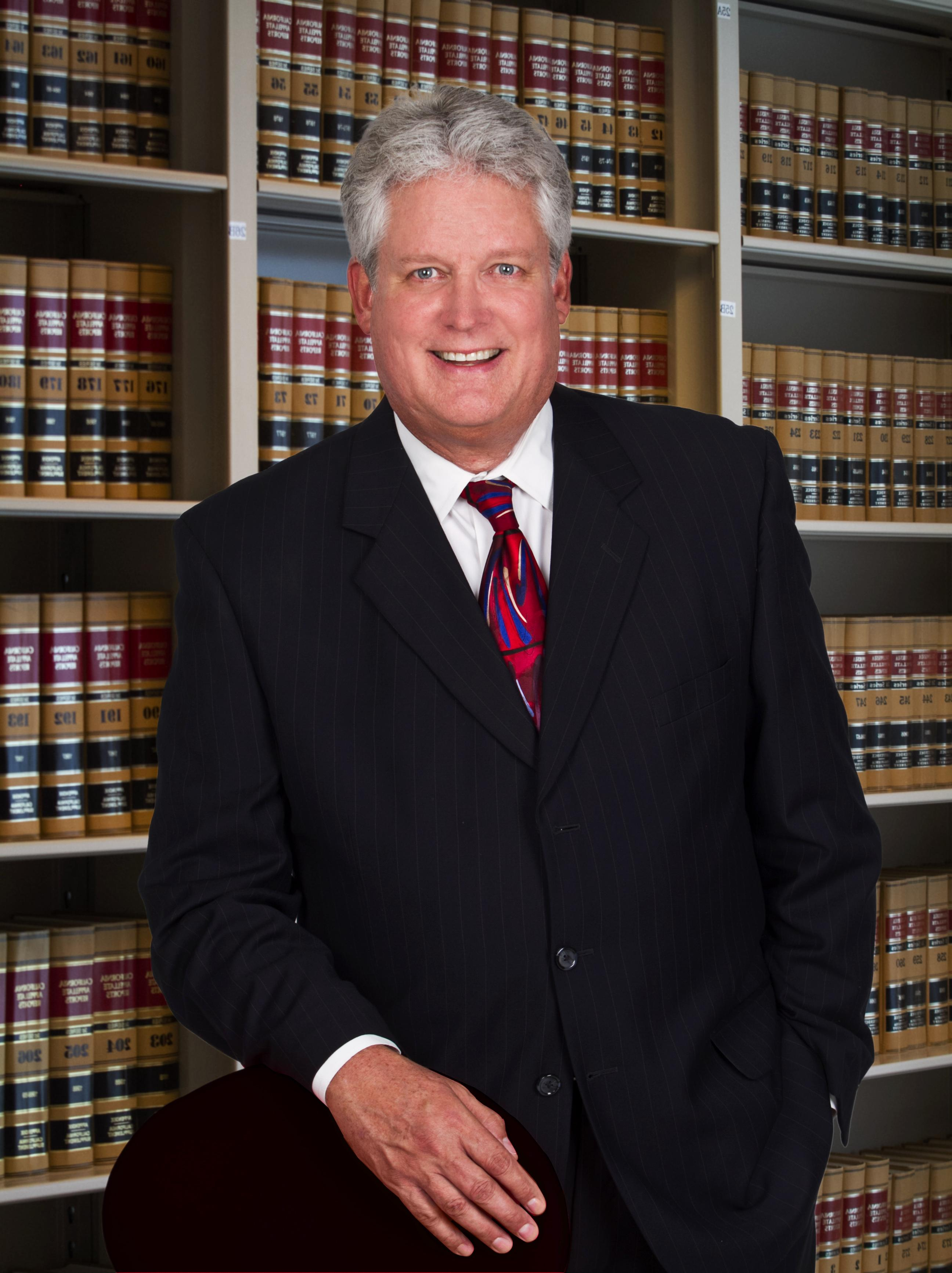 Law Offices C. Mark Hopkins - ad image