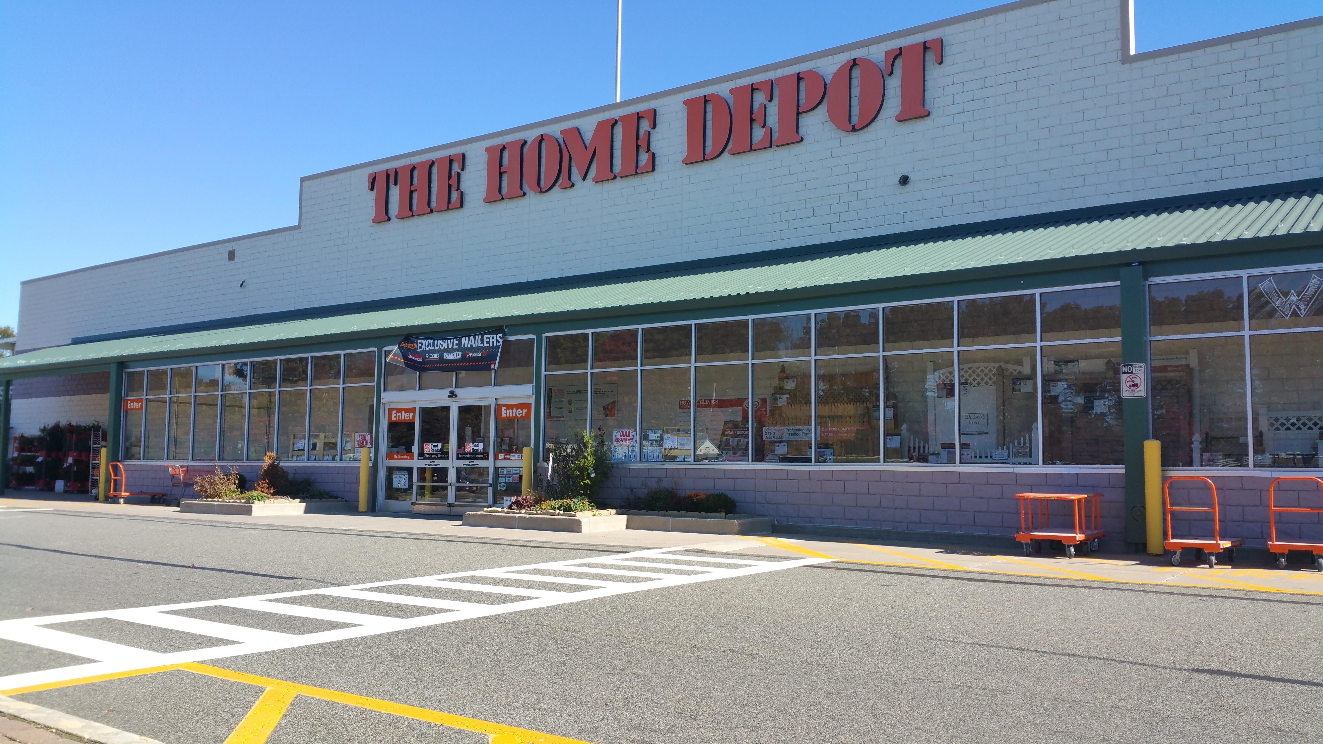 The Home Depot 79 Route 46 E Montville, NJ Hardware Stores