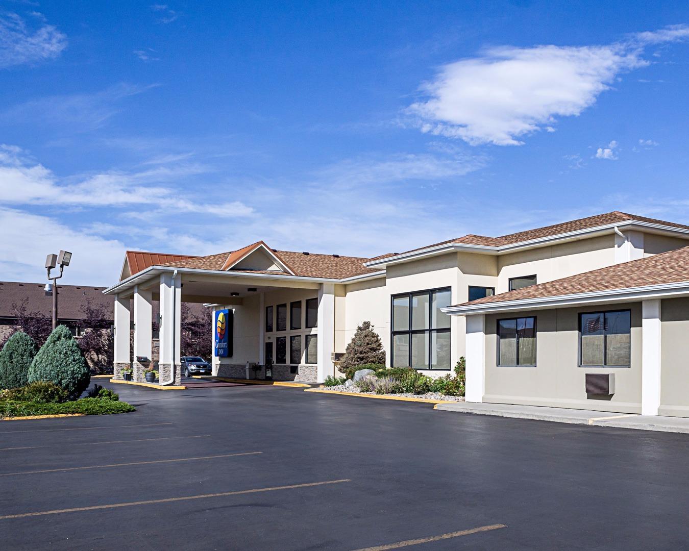 Quality Inn Suites At 1550 N Lacrosse Street Rapid