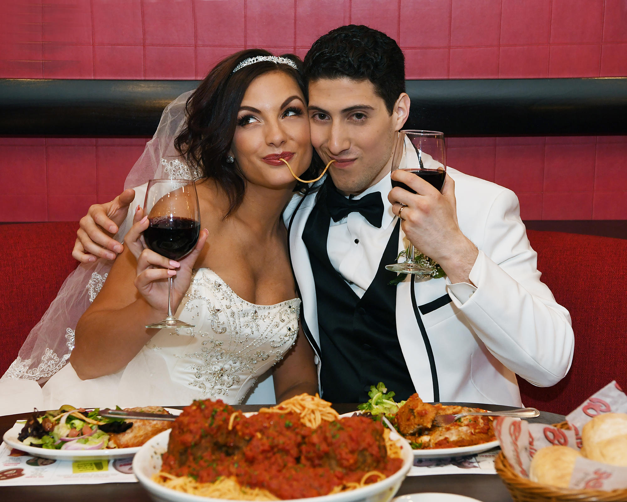 Tony N' Tina's Wedding image 6