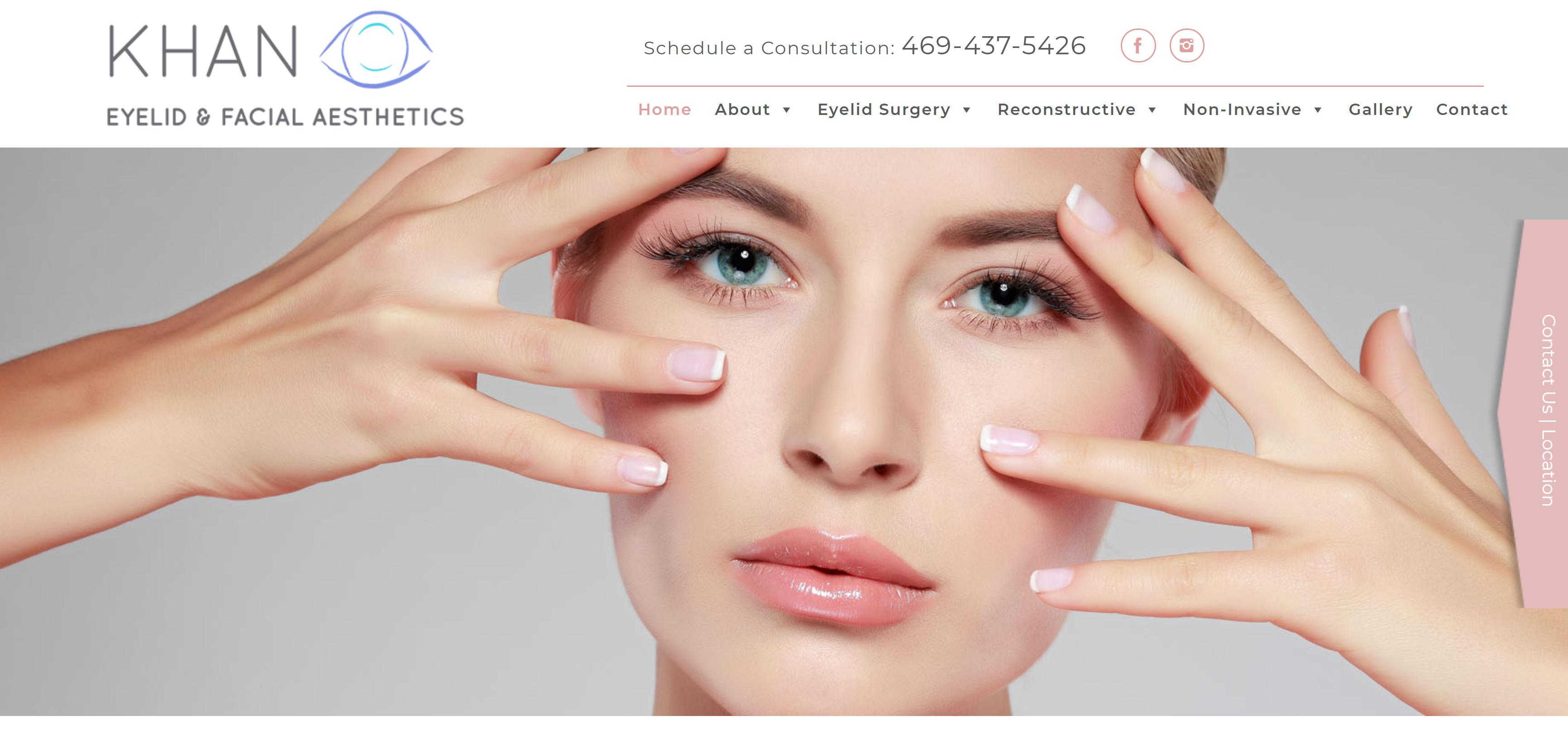 Khan Eyelid & Facial Aesthetics image 2