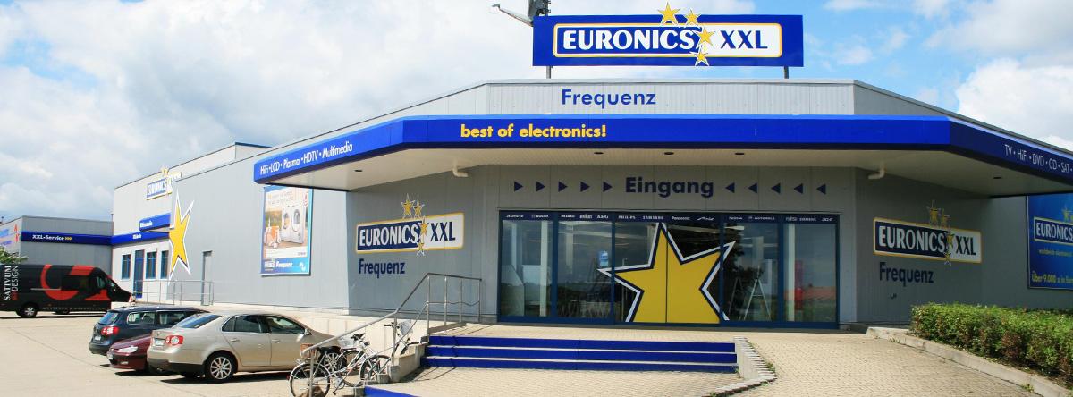 EURONICS XXL Frequenz, An der Ziegelei 6 in Radeberg