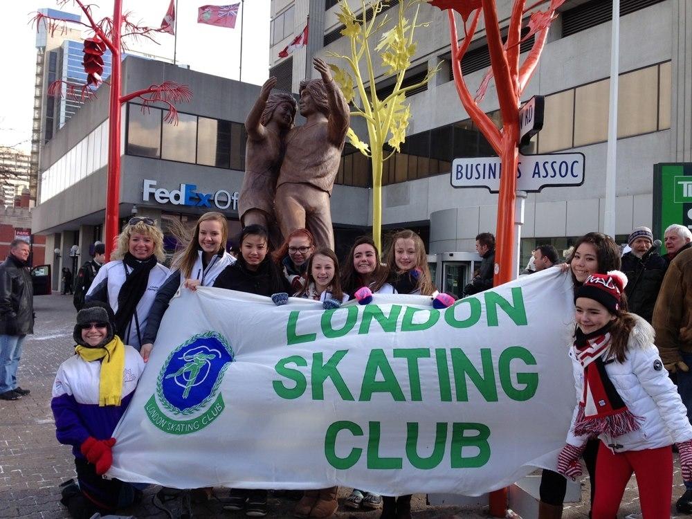 The London Skating Club in London