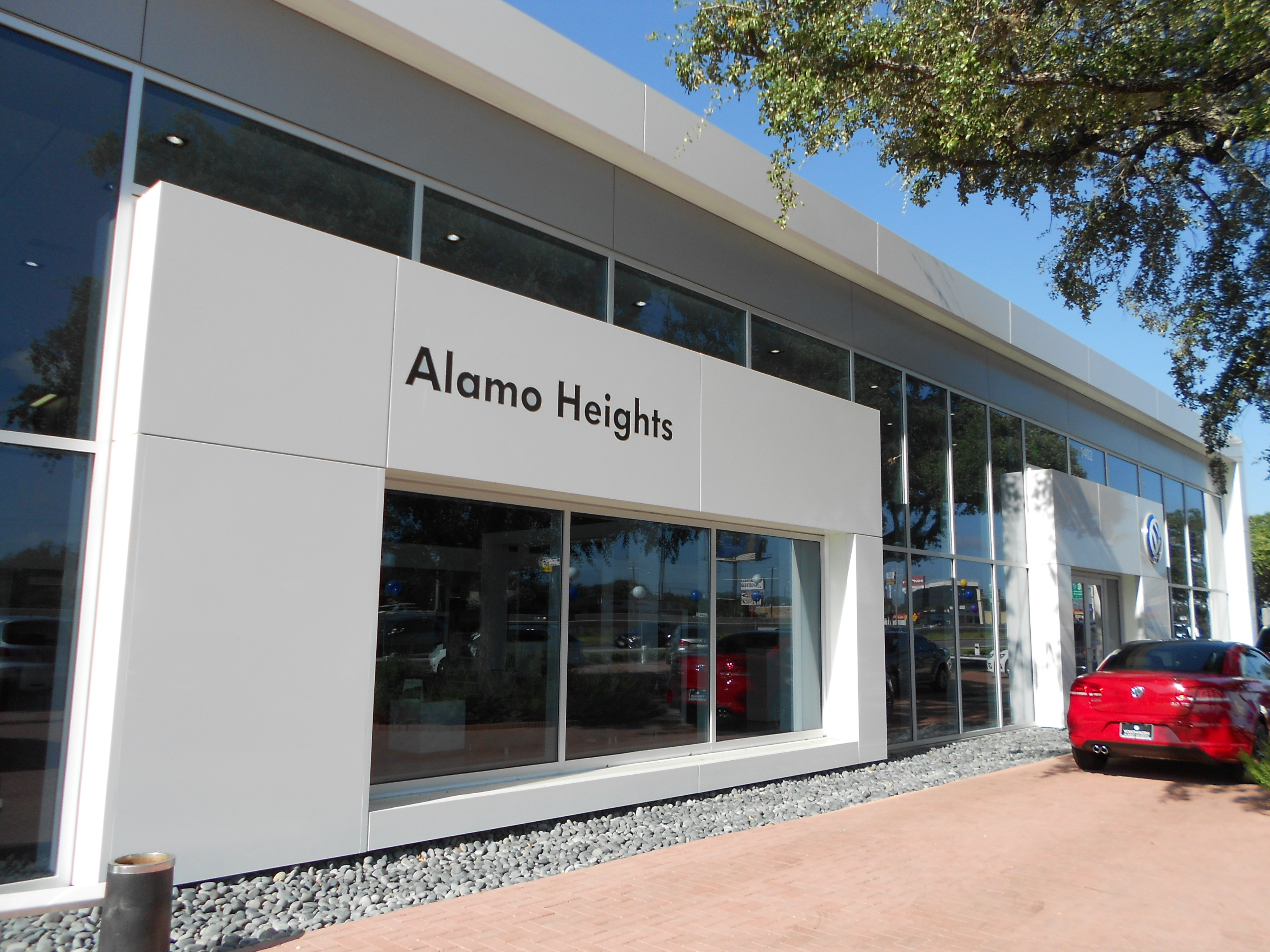 Volkswagen San Antonio - Volkswagen Of Alamo Heights In San Antonio Tx