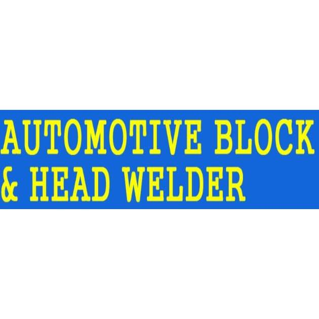 Automotive; Block And Head Welders