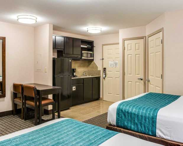 Extended Stay Motels New Orleans