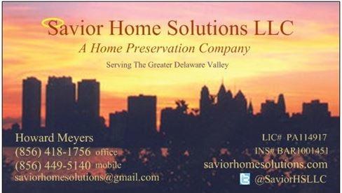 Savior Home Solutions LLC - ad image