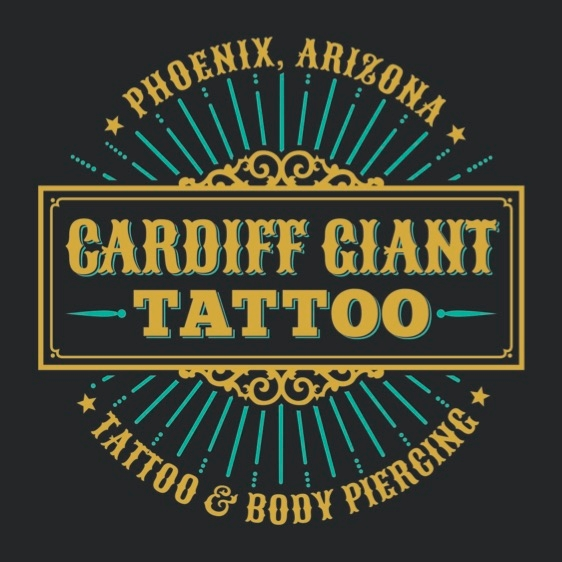 Cardiff Giant tattoo