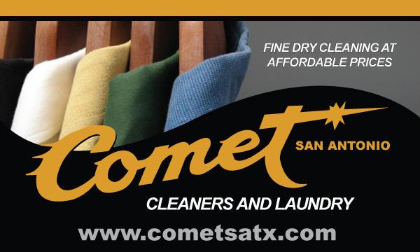 Comet Cleaners and Laundry San Antonio image 1