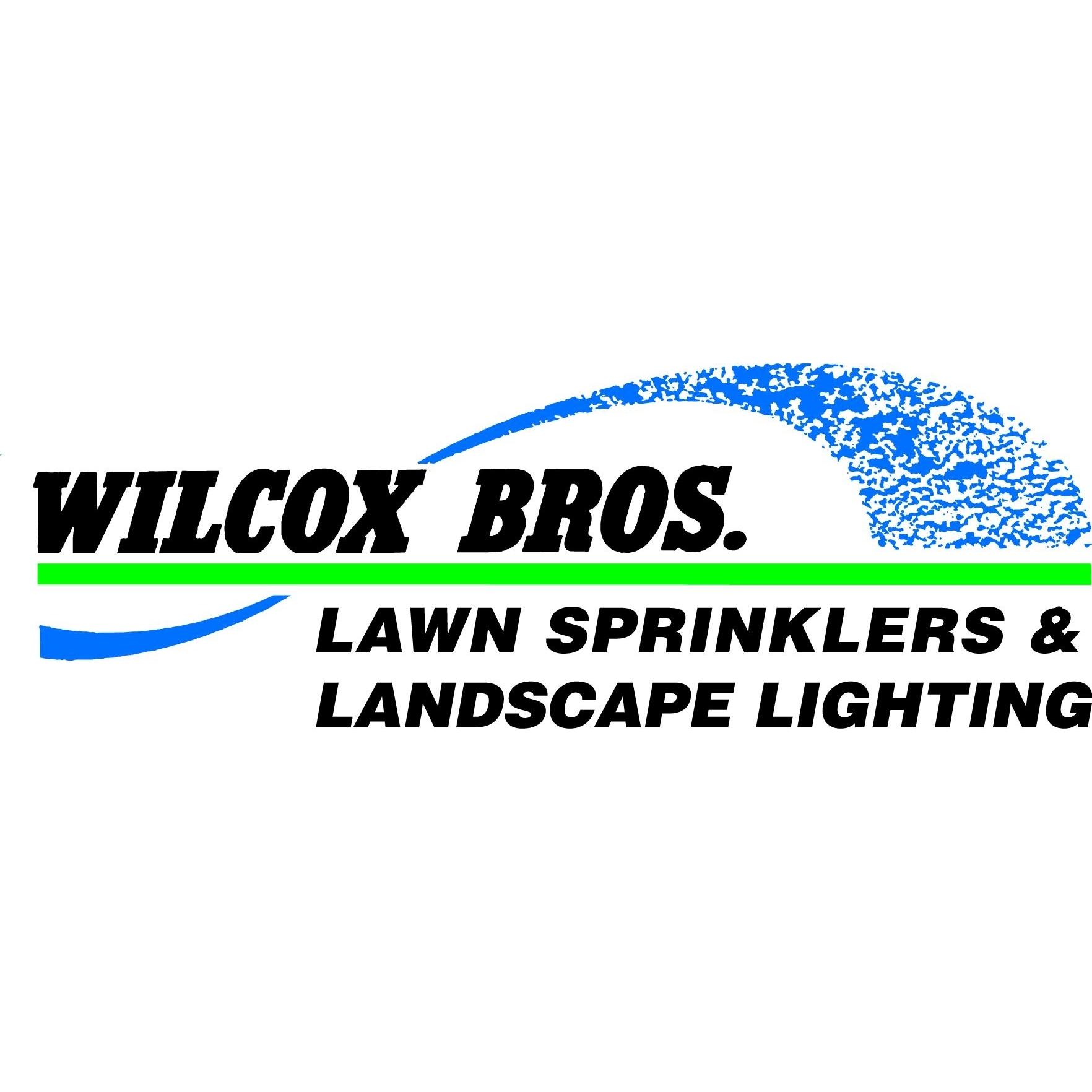 Wilcox Bros Lawn Sprinklers