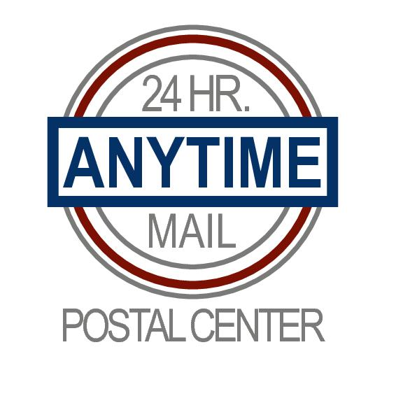24hr Anytime Mail Postal Center