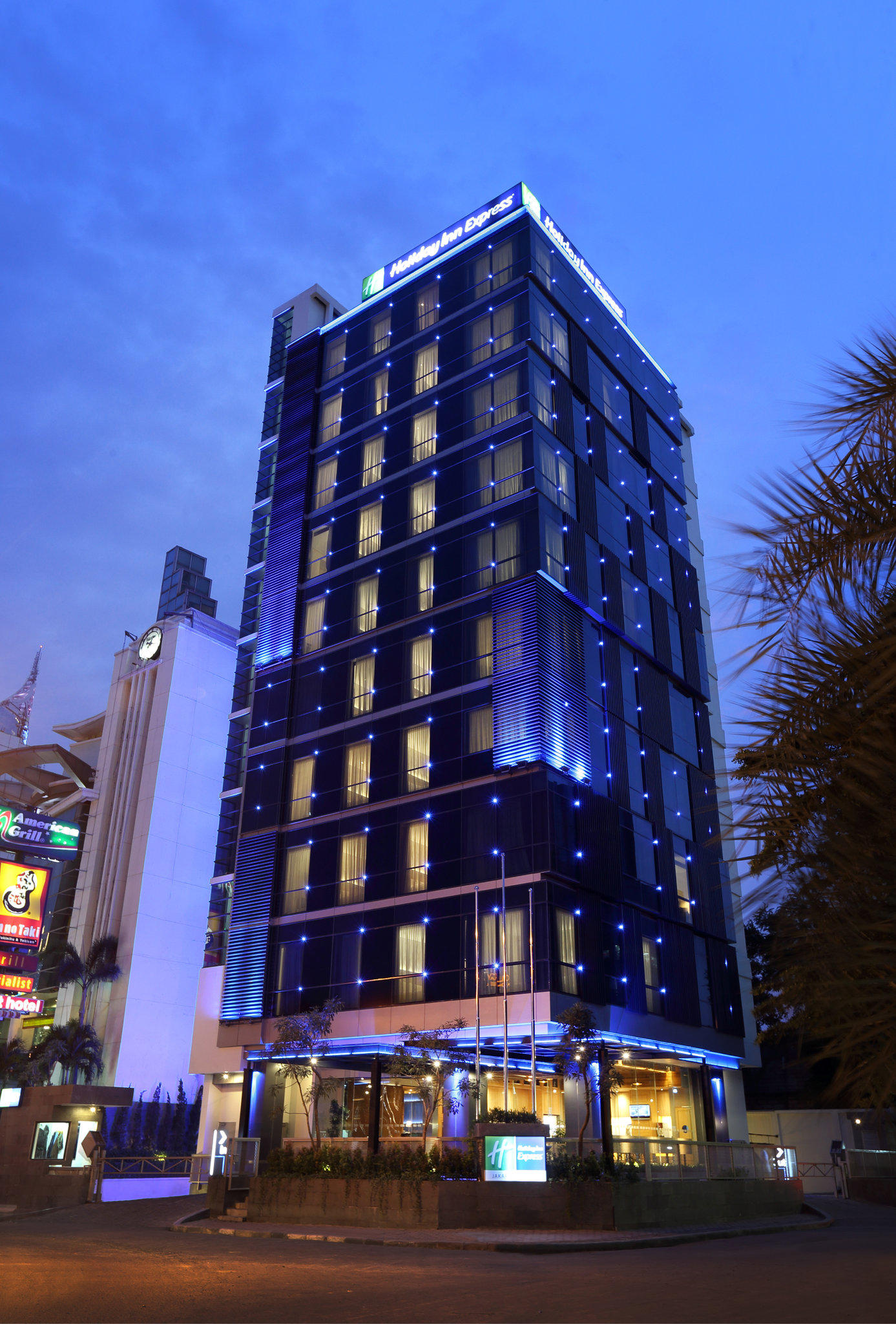 Holiday Inn Express Jakarta Thamrin, an IHG Hotel