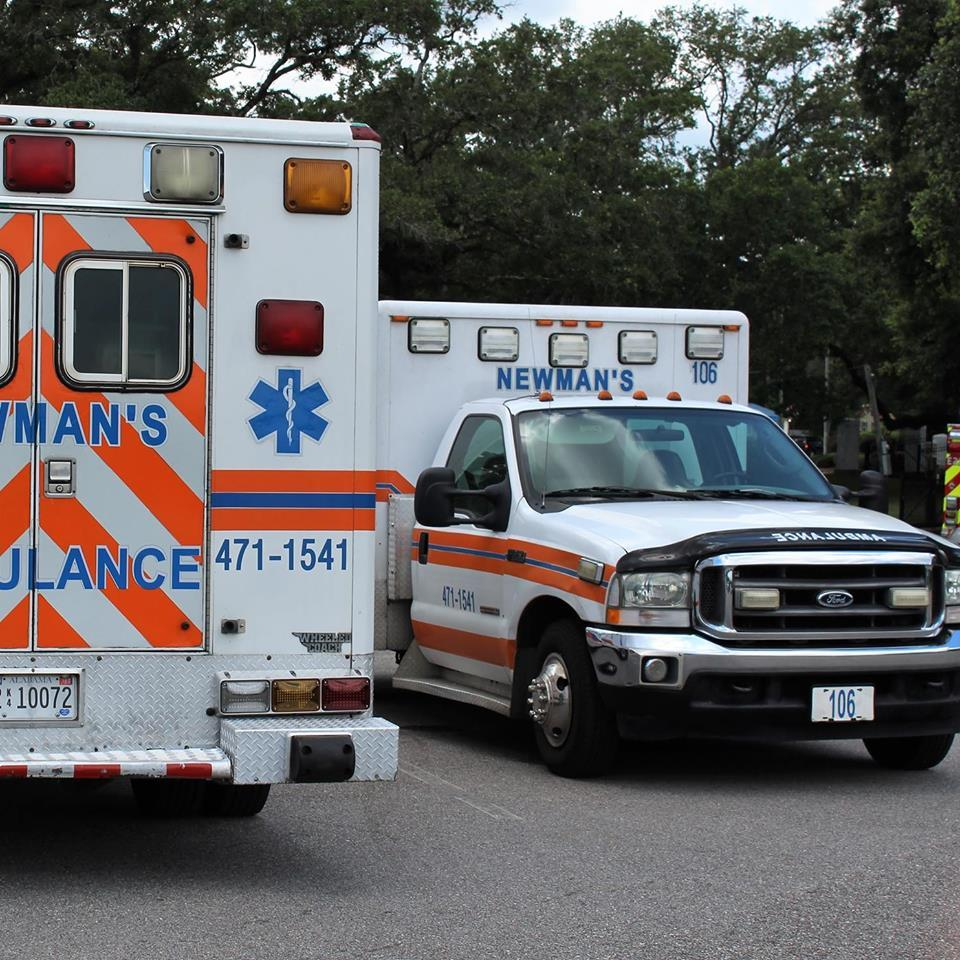 Newman's Ambulance image 0
