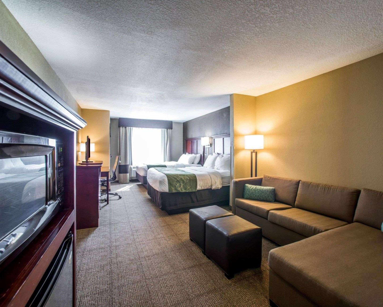 Comfort Suites Columbia - University Area in Columbia, MO, photo #13