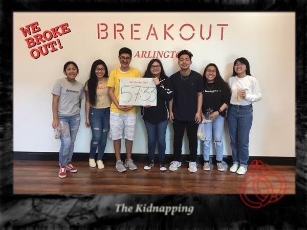 Breakout Games - Dallas (Arlington) image 1