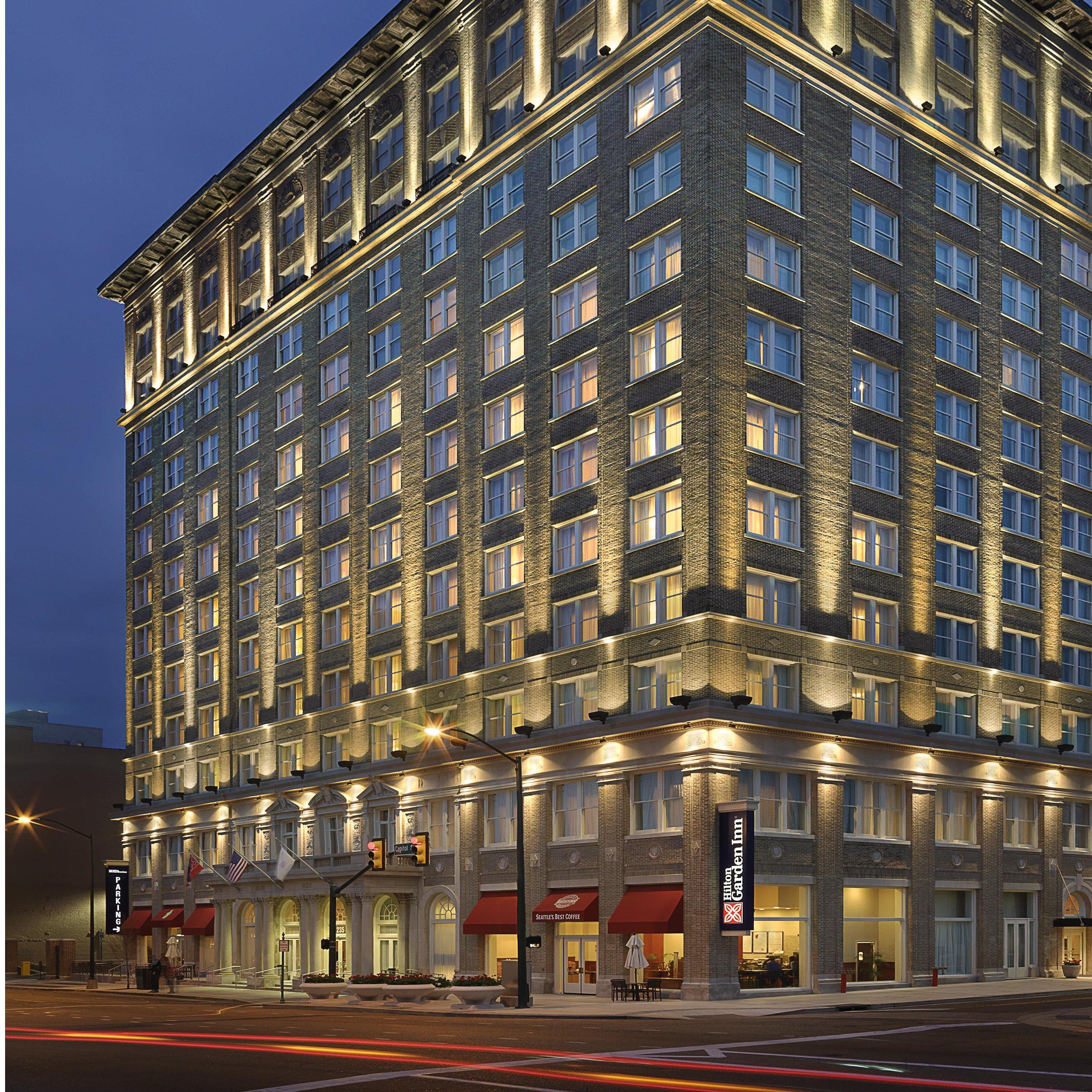 Hilton Garden Inn Jackson Downtown