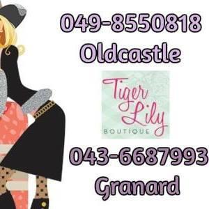 Tiger Lily Boutique Granard