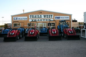 Trails West Tractor image 0