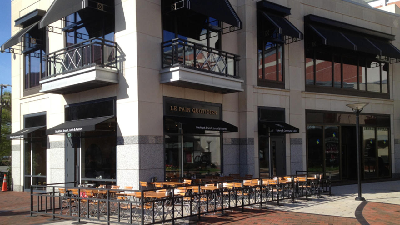 Le Pain Quotidien At 5310 Western Ave Nw Chevy Chase Md