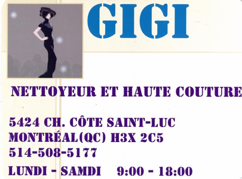 Gigi Haute Couturière