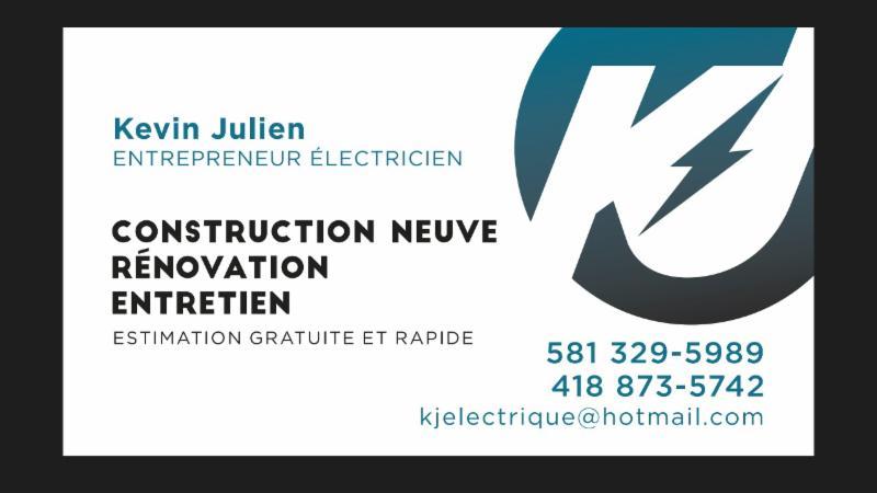 KJ Électrique Inc