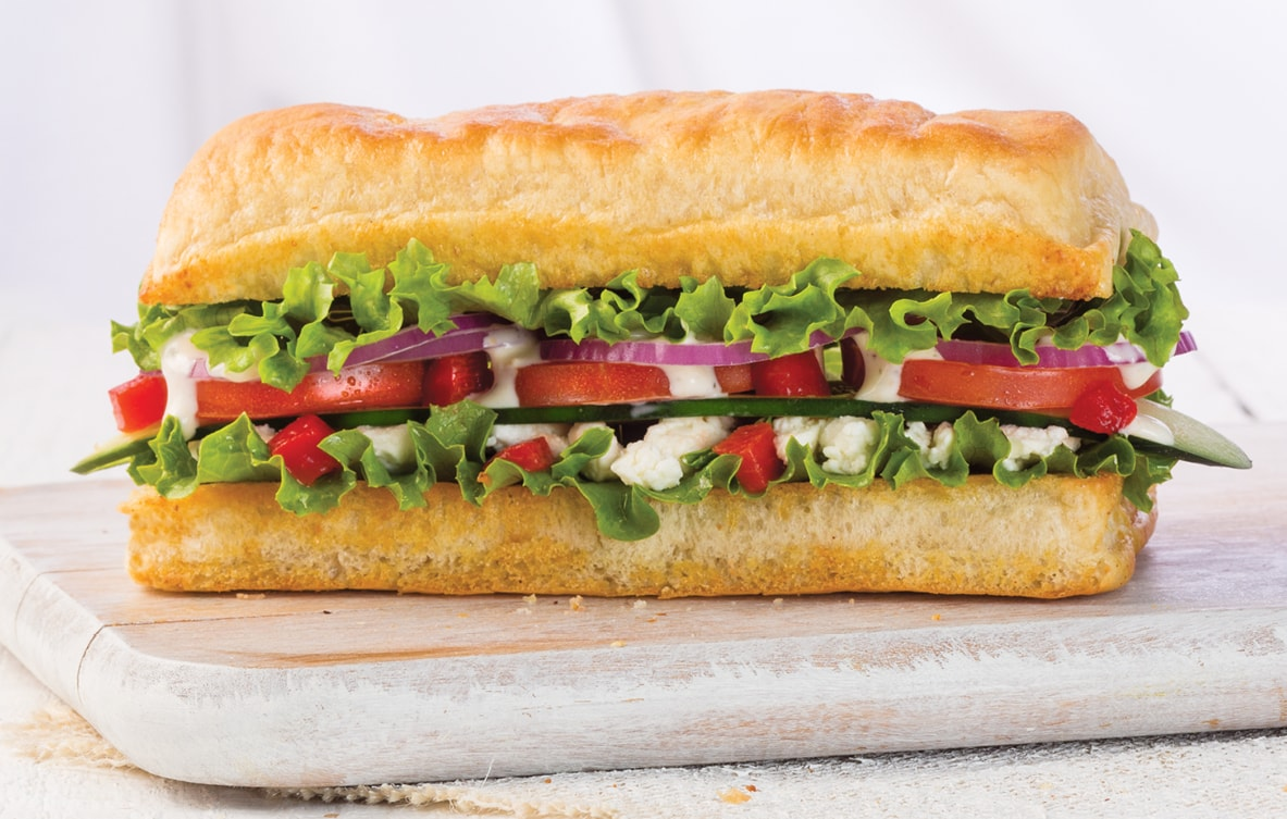 Browse Our Selection of Hot & Cold Sandwiches, Wraps & More