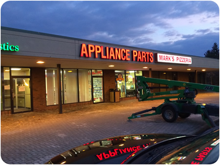Appliance Parts Warehouse Usa Inc 386 Grant Blvd