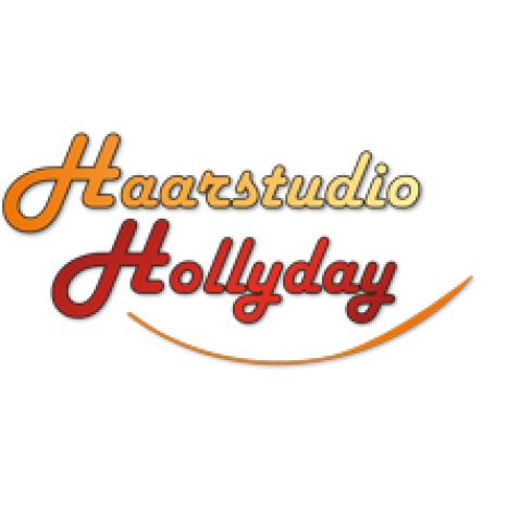 Logo von Haarstudio Hollyday