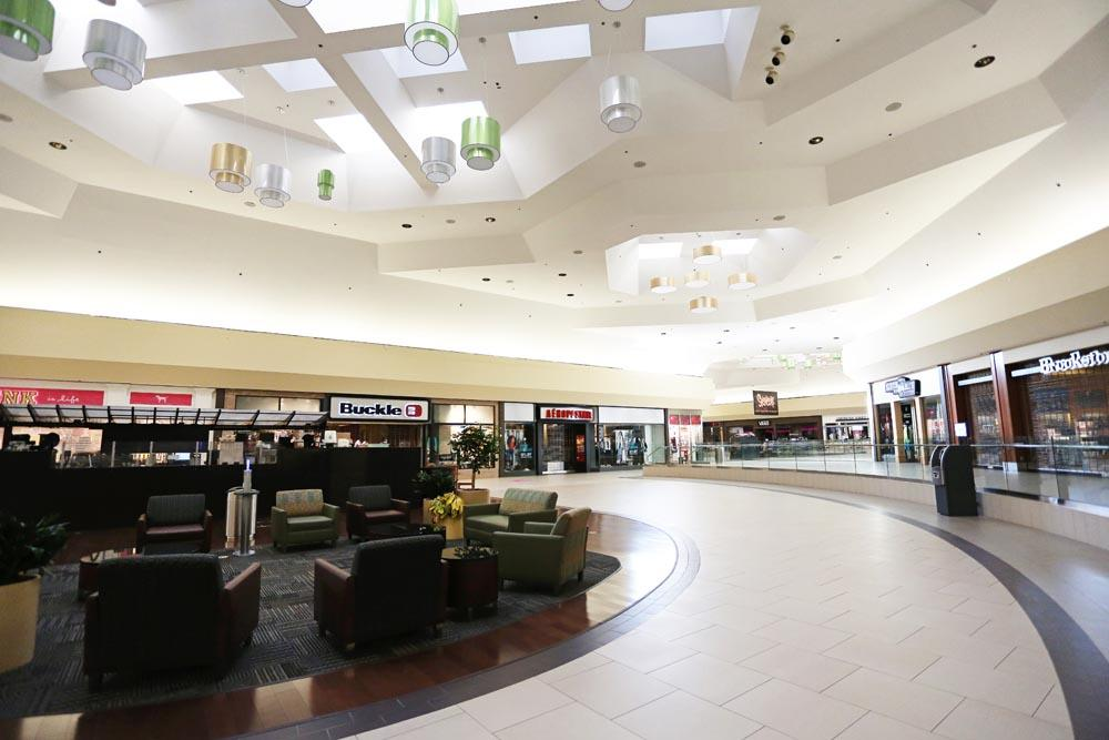 Come enjoy a spectacular shopping experience at Meadowood Mall--conveniently located near major casinos and the Reno/Sparks Convention Center at the intersection of South Virginia Street and South McCarran Boulevard. Meadowood is the area's only enclosed regional shopping mall. We're anchored by two Macy's stores, JCPenney, and Dick's Sporting Goods with more than shops and a large.