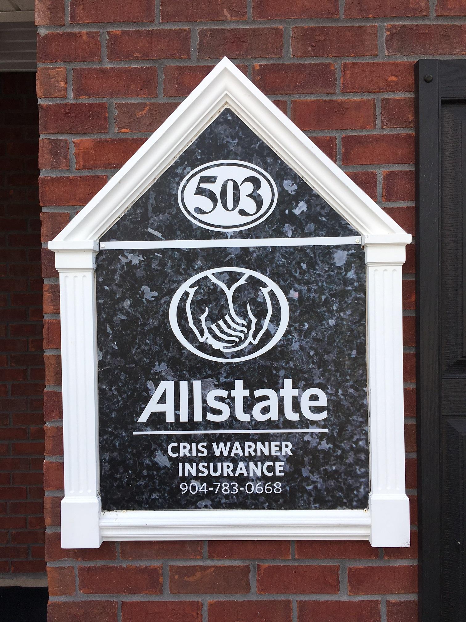 Allstate Insurance Agent: Cris Warner image 4