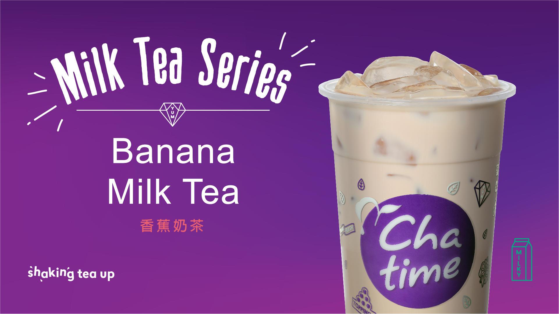 Chatime Bubble Tea & Slurping Noodles image 48