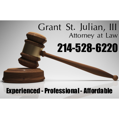 photo of Grant St. Julian III, Attorney At Law