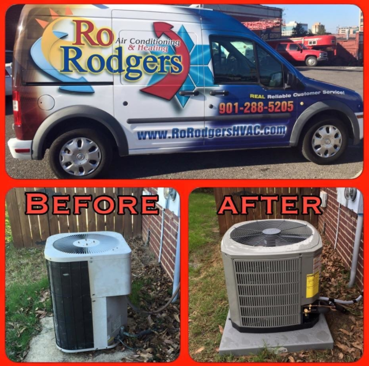 Ro Rodgers Air Conditioning & Heating, LLC image 1