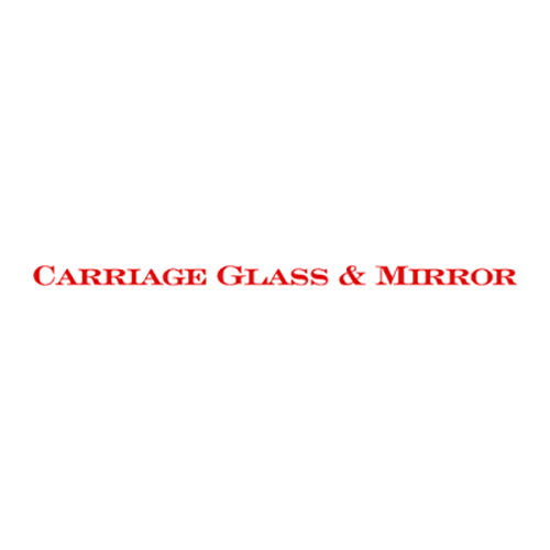 Carriage Glass & Mirror
