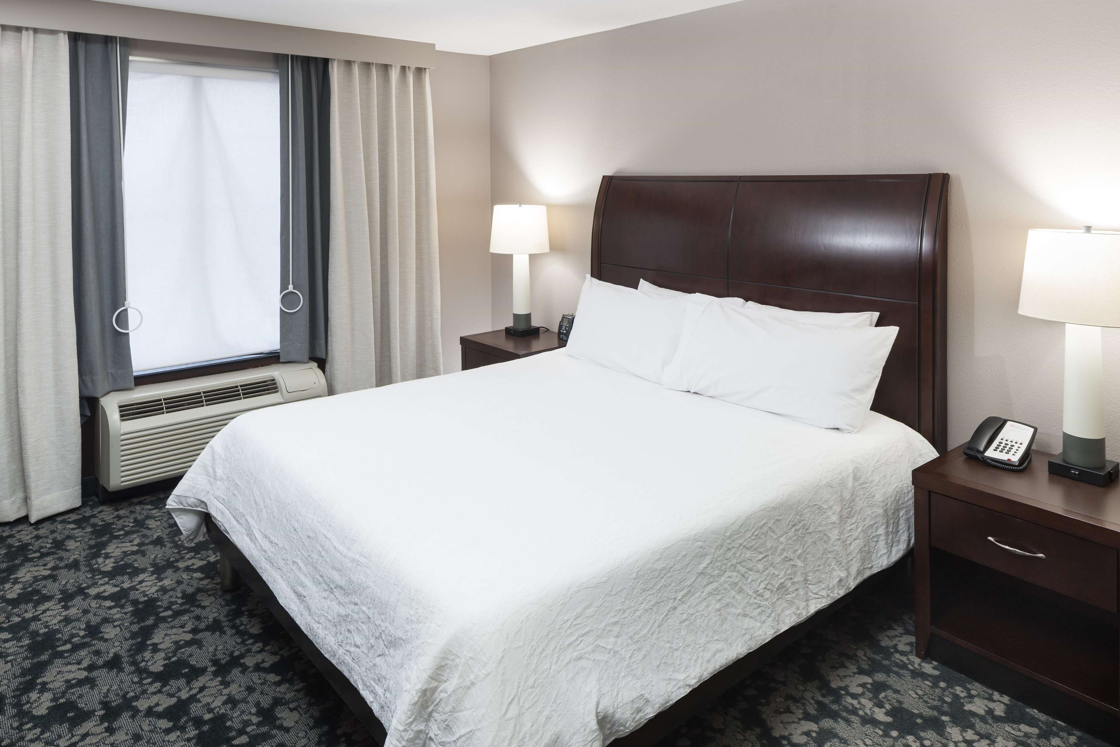 King Whirlpool Accessible Suite
