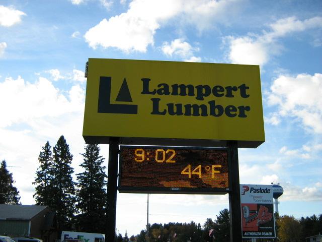 Lampert Lumber - Eagle River image 1