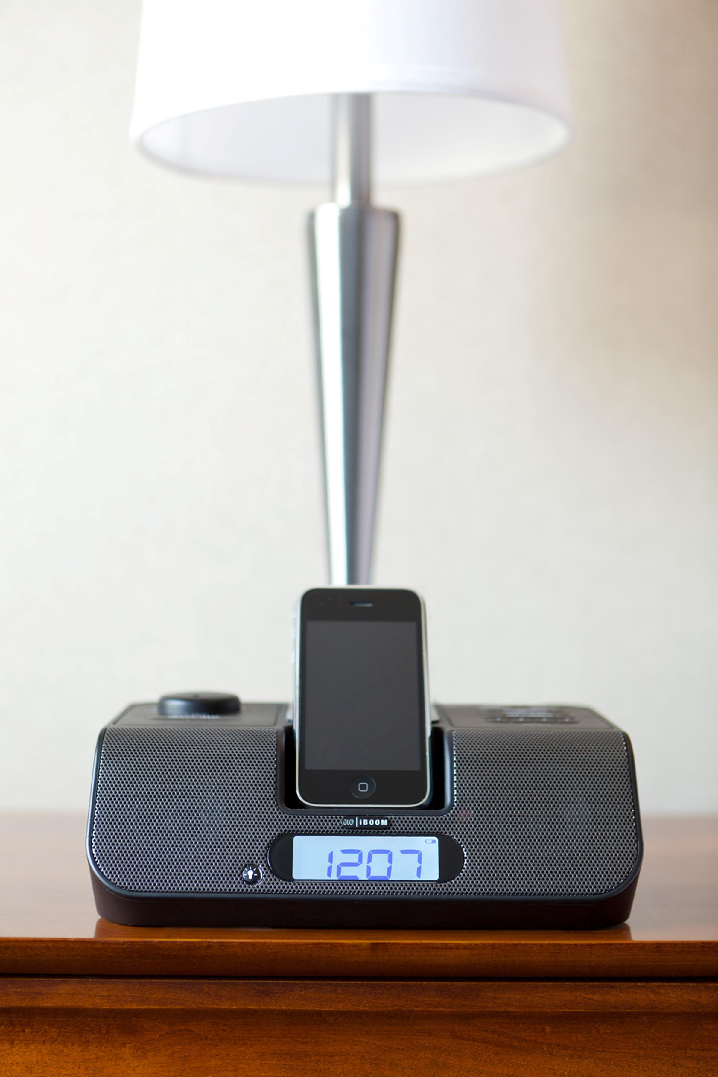 Best Western Premier Hotel Aristocrate à Quebec: iBoom® Radio and iPod® Dock