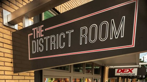The District Room image 3