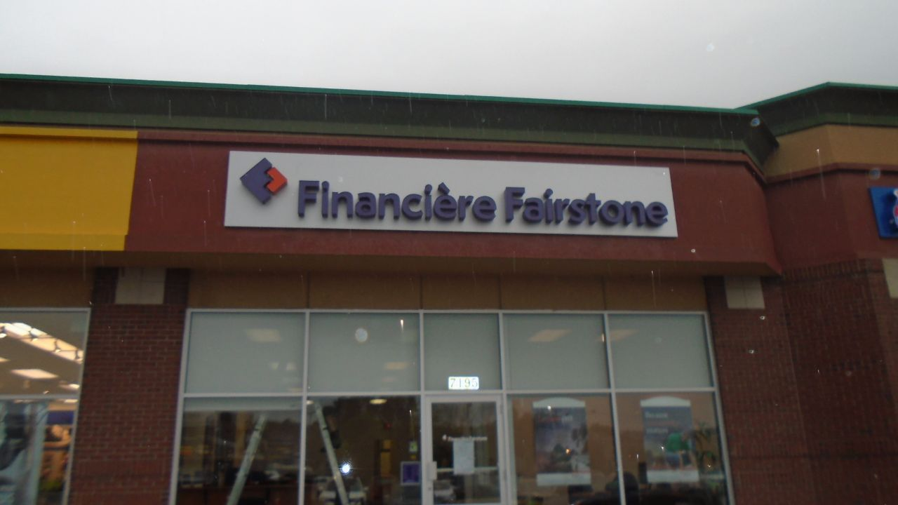 Fairstone, formerly CitiFinancial® à LaSalle