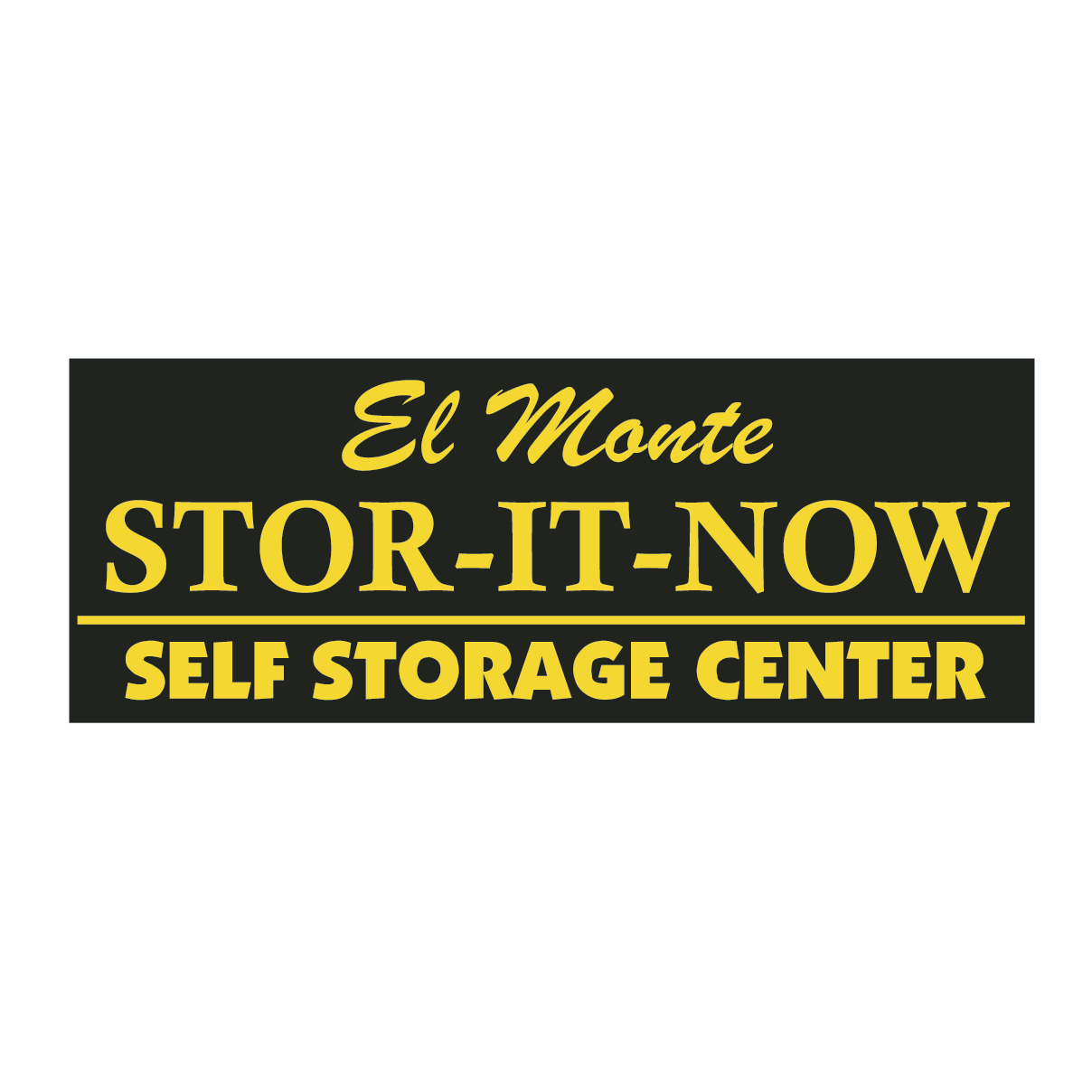 El Monte Stor-It-Now Self Storage Center