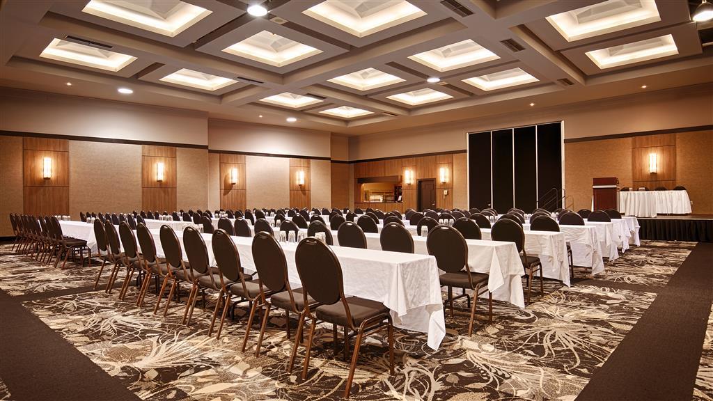 Best Western Plus Hotel Universel Drummondville à Drummondville: Meeting Room