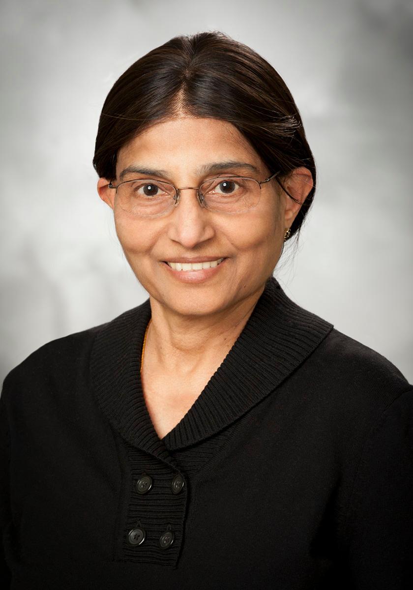 Mangaladevi Menon, MD