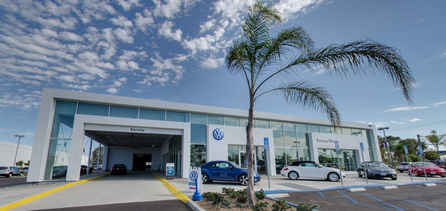 Volkswagen Kearny Mesa at 8040 Balboa Avenue, San Diego, CA on Fave