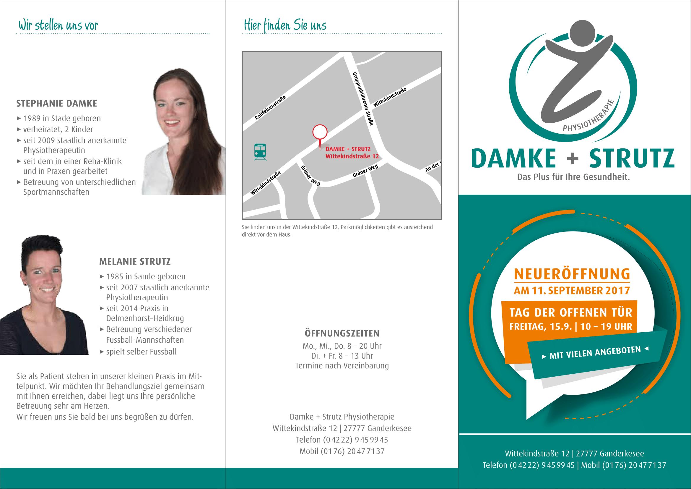 DAMKE + STRUTZ Physiotherapie / Krankengymnastik - 3 Fotos ...