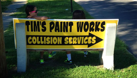 Tim's Paint Works Collision Services image 1