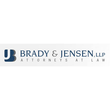 Brady & Jensen, LLP, Attorneys at Law - ad image