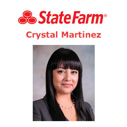 Crystal Martinez - State Farm Insurance Agent