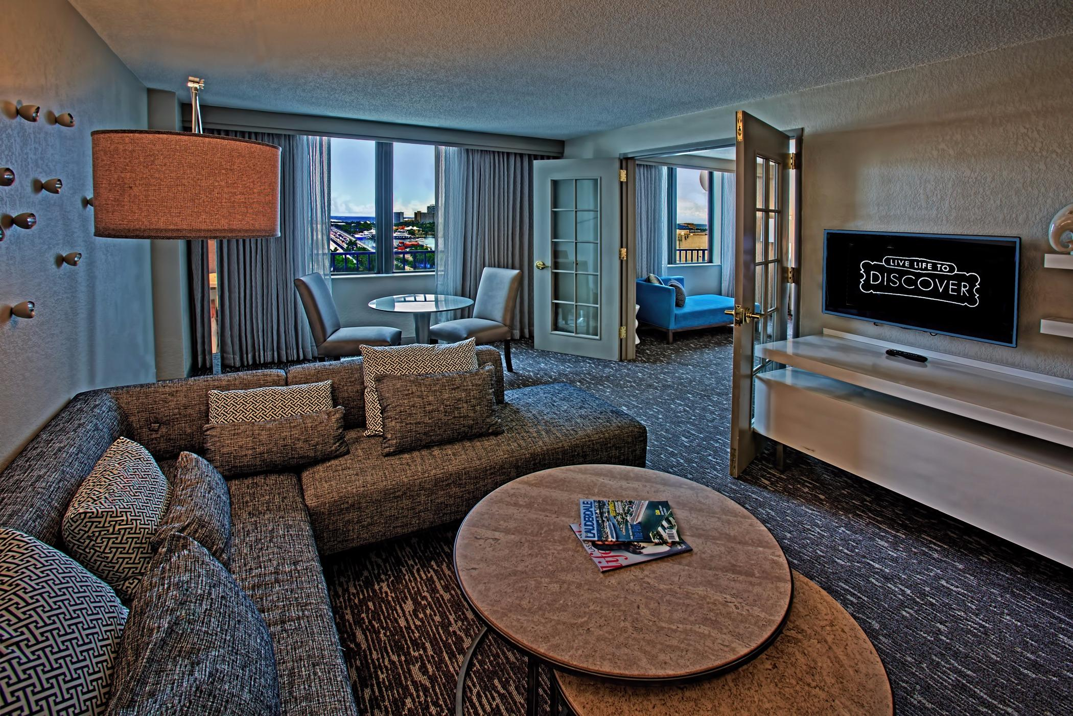 Renaissance Fort Lauderdale Cruise Port Hotel image 8