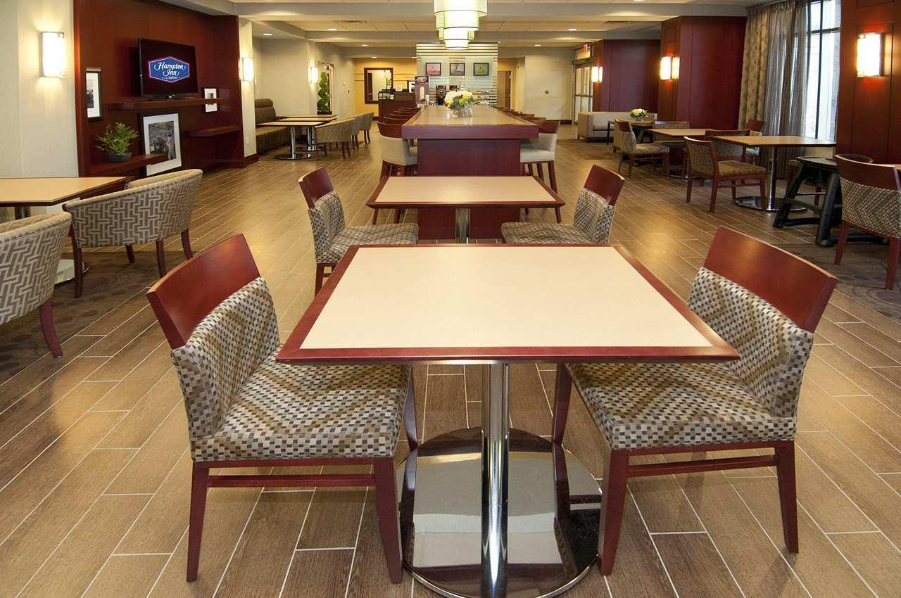 Hampton Inn by Hilton Brampton Toronto à Brampton: View of Breakfast Area